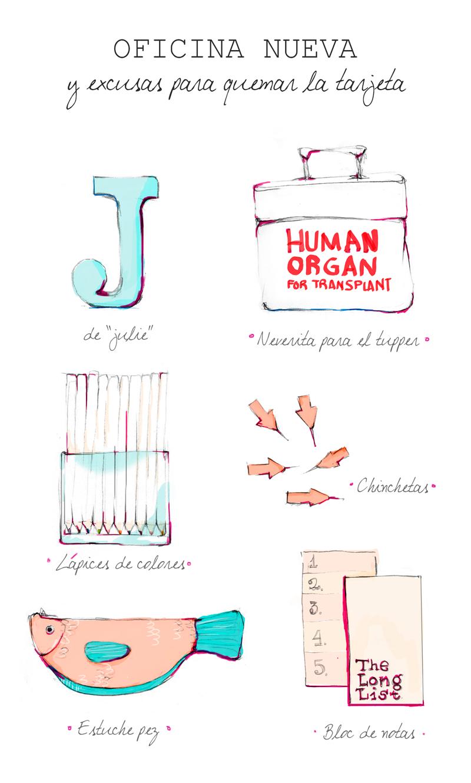 Ilustración whereorwhat gift guide