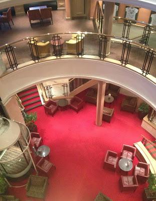 Menzies Derby Mickleover court Hotel interior