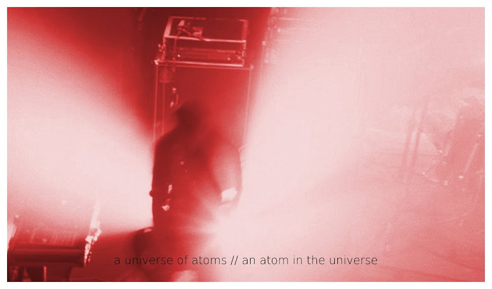 a universe of atoms