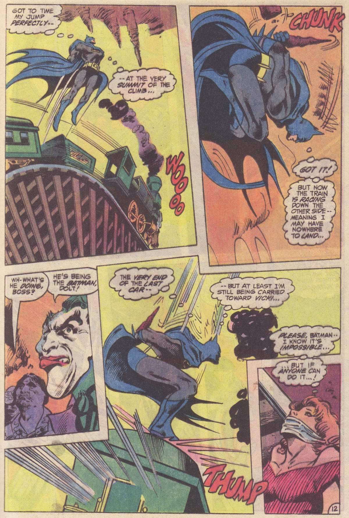 Detective Comics (1937) Issue #532 Page 13