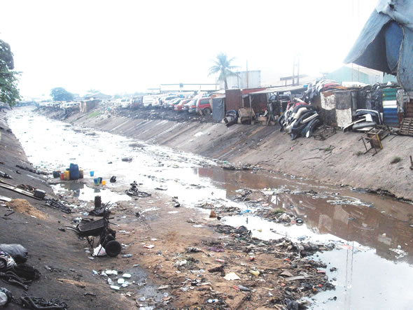 Exclusive: Bribery, Underhand Dealing Rocks Closed Ladipo Market
