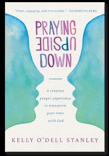 #Praying Upside Down