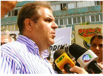 Paulo Ricardo Paúl, um cidadão indignado.