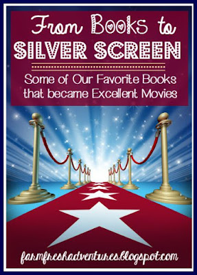Poppins Book Nook: Favorite Books that Are Favorite Movies