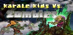 Game Karate Kid Vs Zombie
