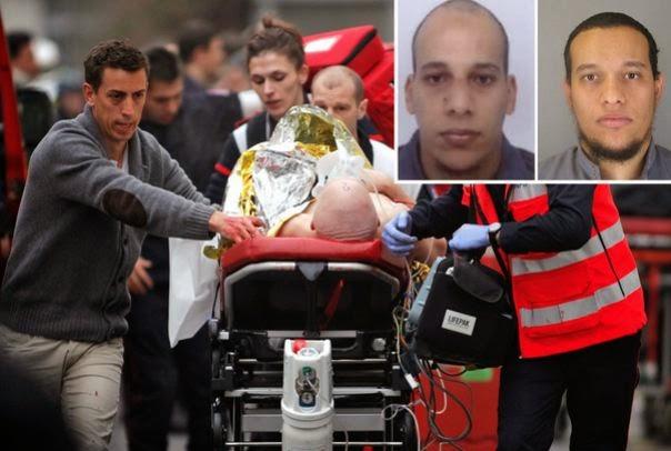 Pembunuhan di Charlie Hebdo