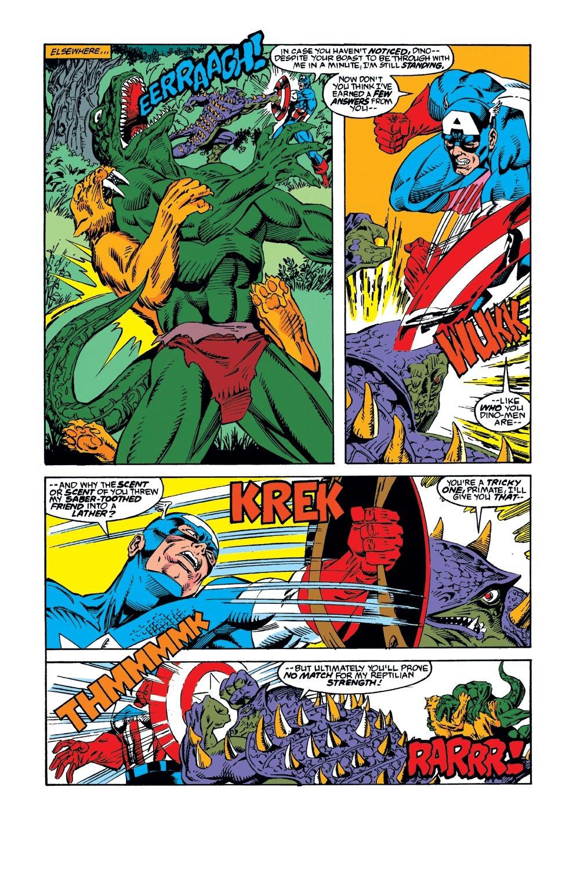 Captain America (1968) Issue #415 #364 - English 19