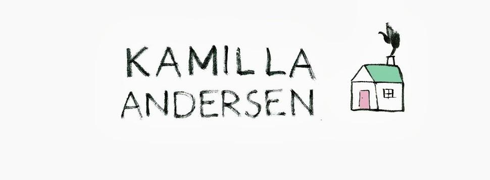 Kamilla Illustrasjon
