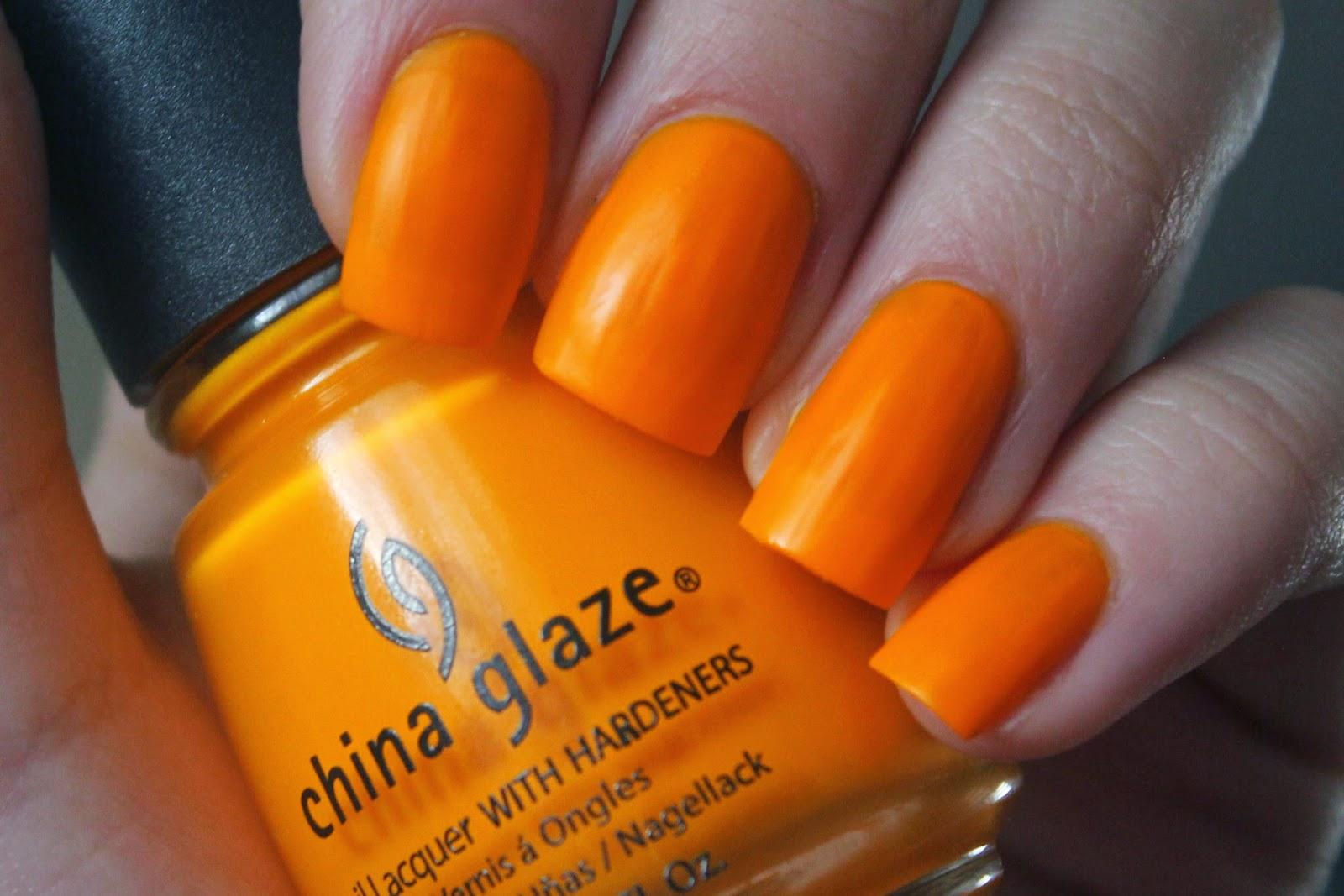 China Glaze - Sun Worshiper