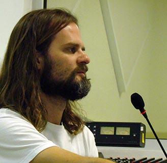 Técnico de som - UFPR