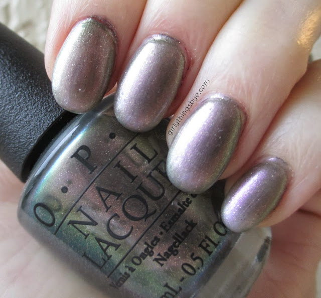 OPI $4 Target polish, C1106, swatch, @girlythingsby_e