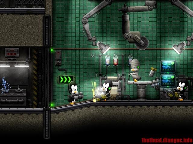 Download game Tagap2 – Đặc vụ chim cánh cụt