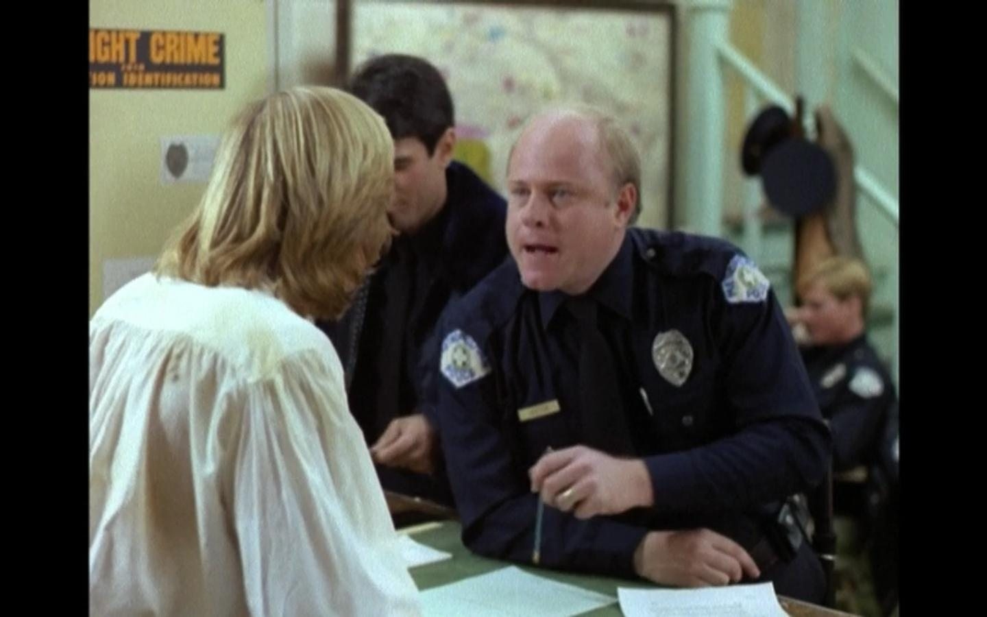 Vincent Van Patten Hell Night   quot look  how many times i gotta tell ya    Vincent Van Patten Hell Night