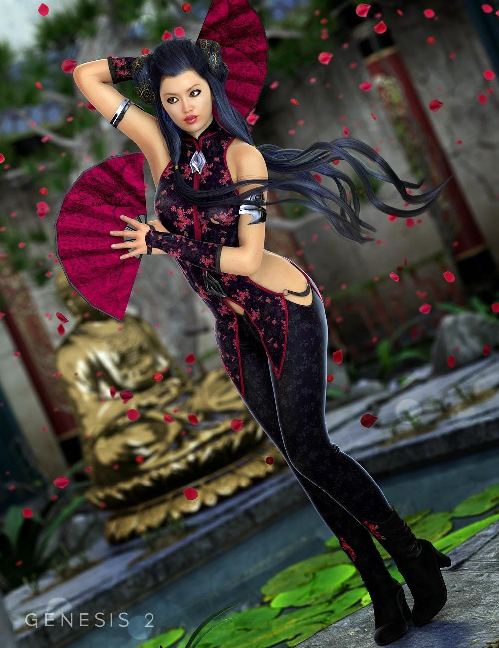 Kazumi pour Genesis 2 Femme
