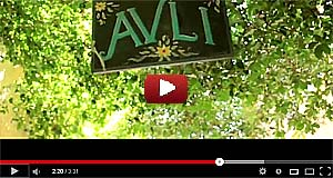 AVLI, a combination of all-suites hotel with a restaurant, wine cellar and a shop with traditional products.