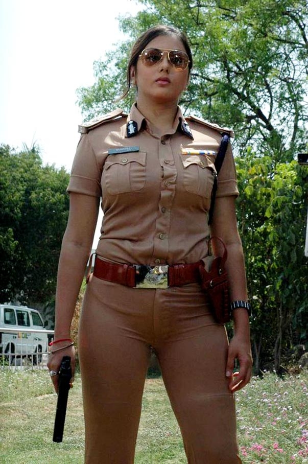 from Rashad indian police girl nude