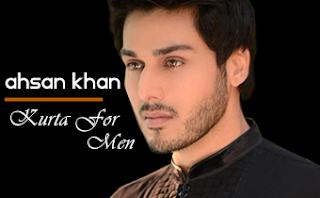 Ahsan Khan Menswear