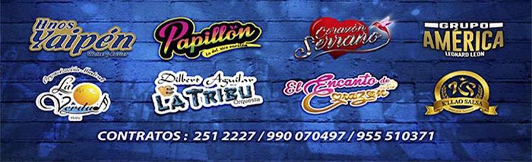 AVENTURA SHOW,Eventos,conciertos,presentaciones de cumbia,musica,Corazon Serrano ,Papillon