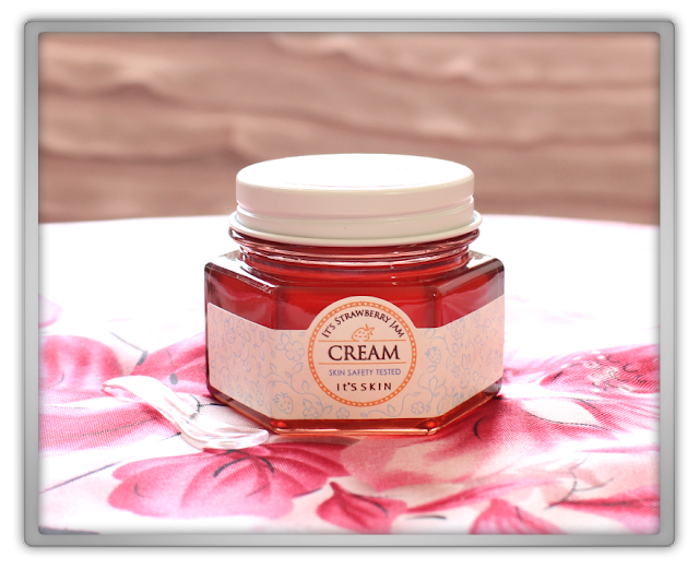 Jolse Order 3 Part 2 skincare Haul & Review 2015 beauty blogger it's skin Strawberry Jam Cream
