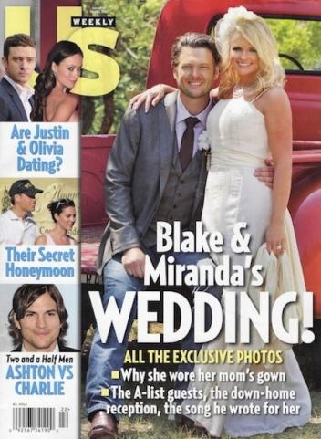 Miranda Lambert Reveals Her Mothers Wedding Dress That She Wore