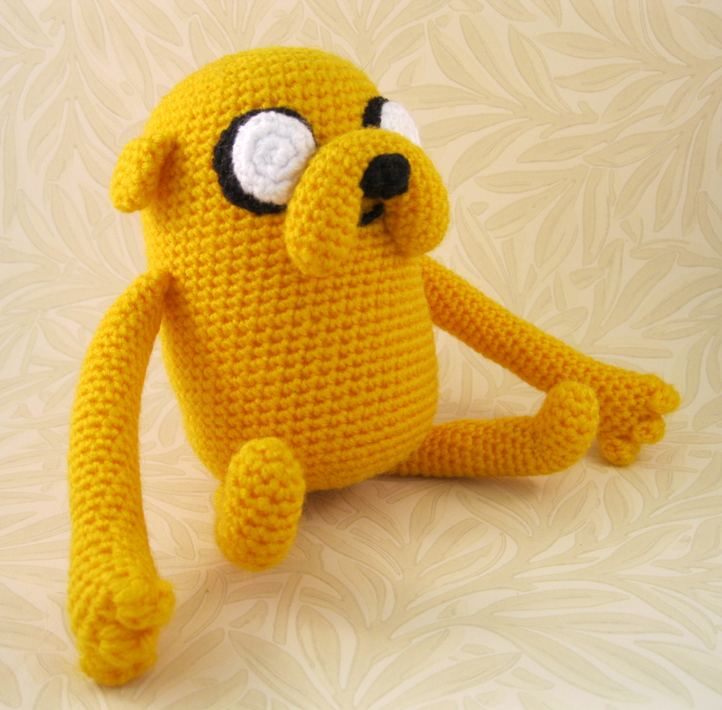 LucyRavenscar - Crochet Creatures: Finn and Jake patterns ...