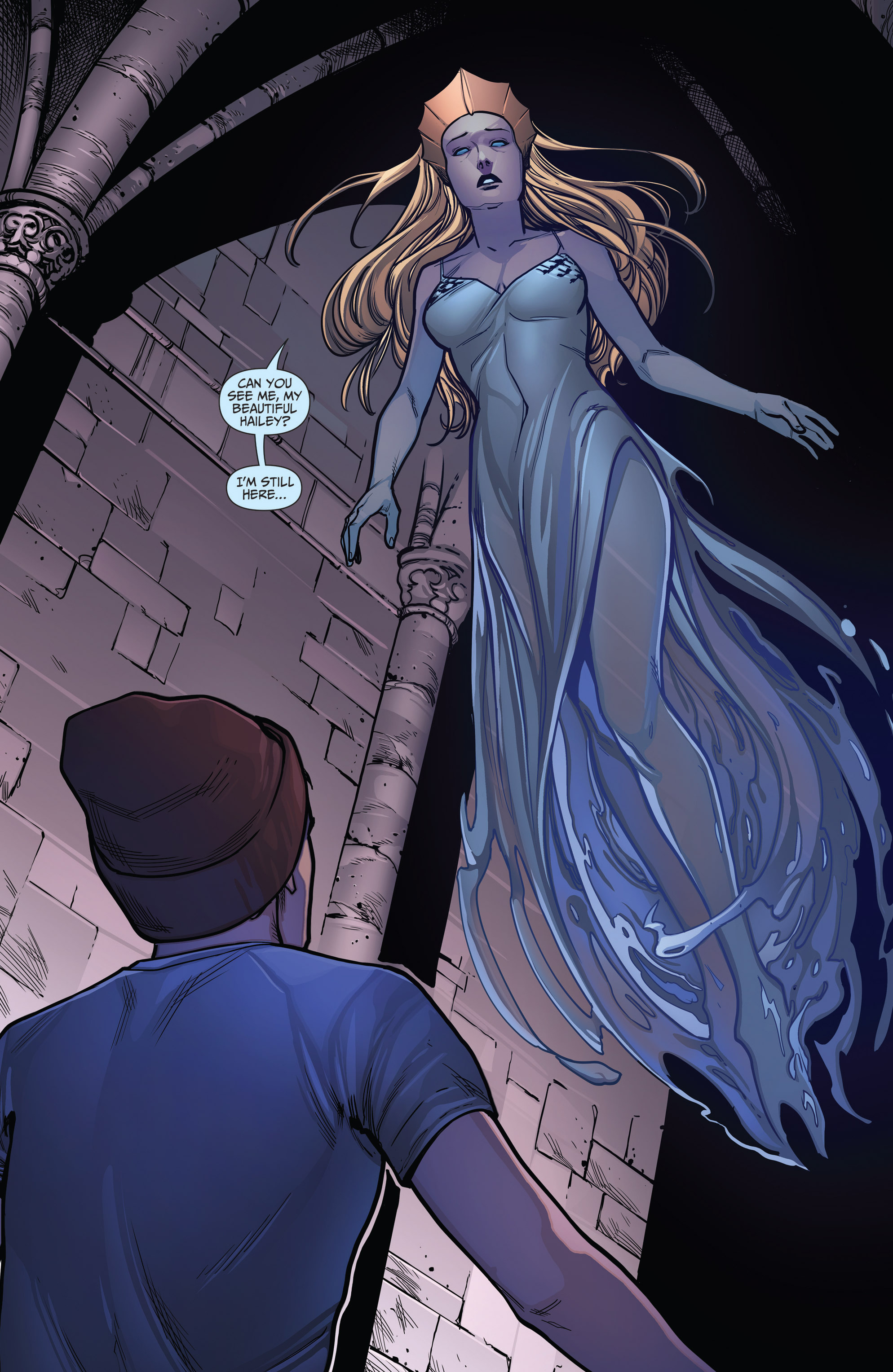 Grimm Fairy Tales (2005) Issue #107 #110 - English 11