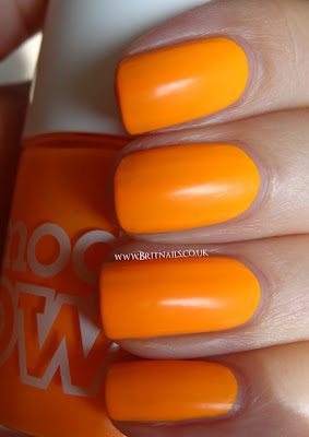 Models Own Orange Sorbet