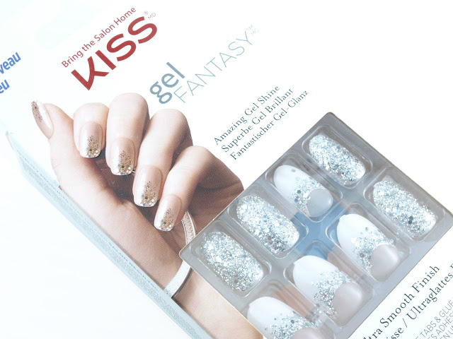 "Kiss Gel Fantasy Press-On Nails in ""Rock Candy"": Review and Swatches"
