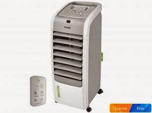 Climatizador com aquecimento