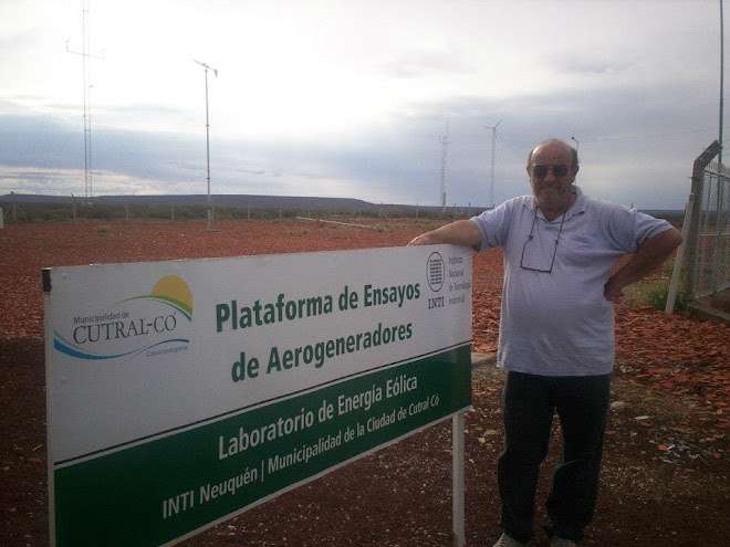 Eolica Salez trabaja junto al Instituto Nacional de Tecnologia Industrial