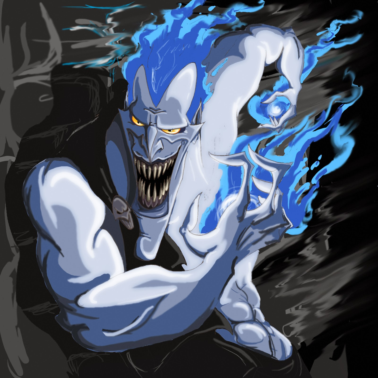 AuthorQuest: Analyzing The Disney Villains: Hades (Hercules