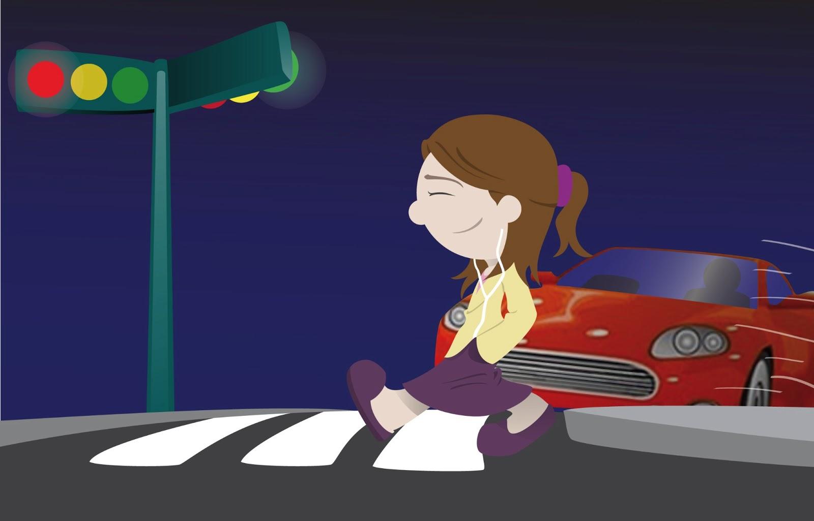 Para prevenir los accidentes es necesario respetar las reglas de