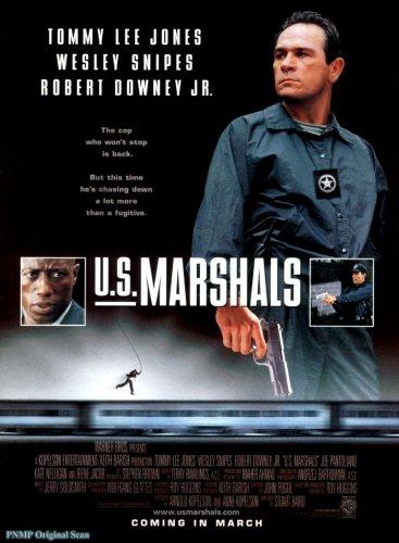 U.S. Marshals – Os Federais – Dublado – HD 720p