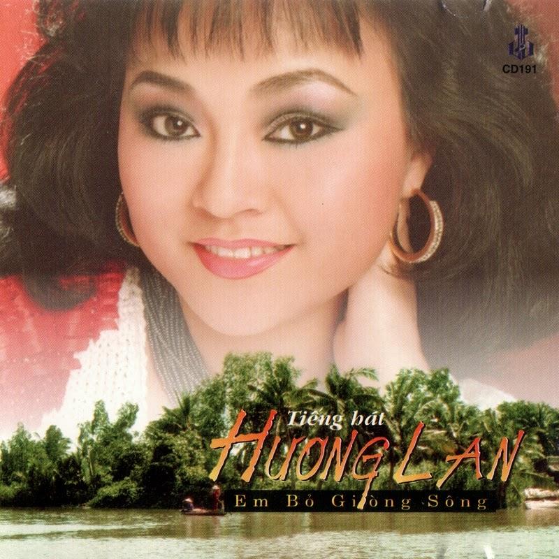 Làng Văn CD191 - Hương Lan - Em Bỏ Giòng Sông (NRG)