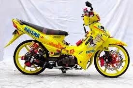 foto modifikasi yamaha jupiter z