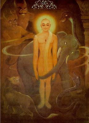 Spiritual Bliss Bhagwan Mahavira 24th Jain Thirthankara
