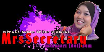 mrs secretary