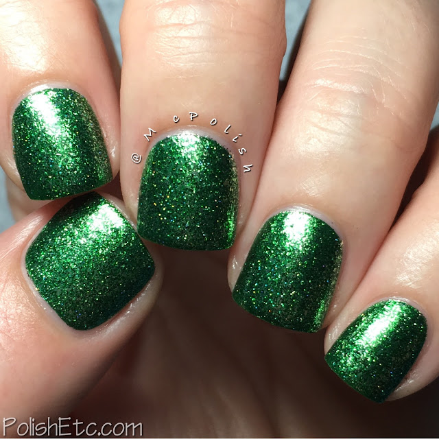 KBShimmer - Birthstone Collection - McPolish - Emerald