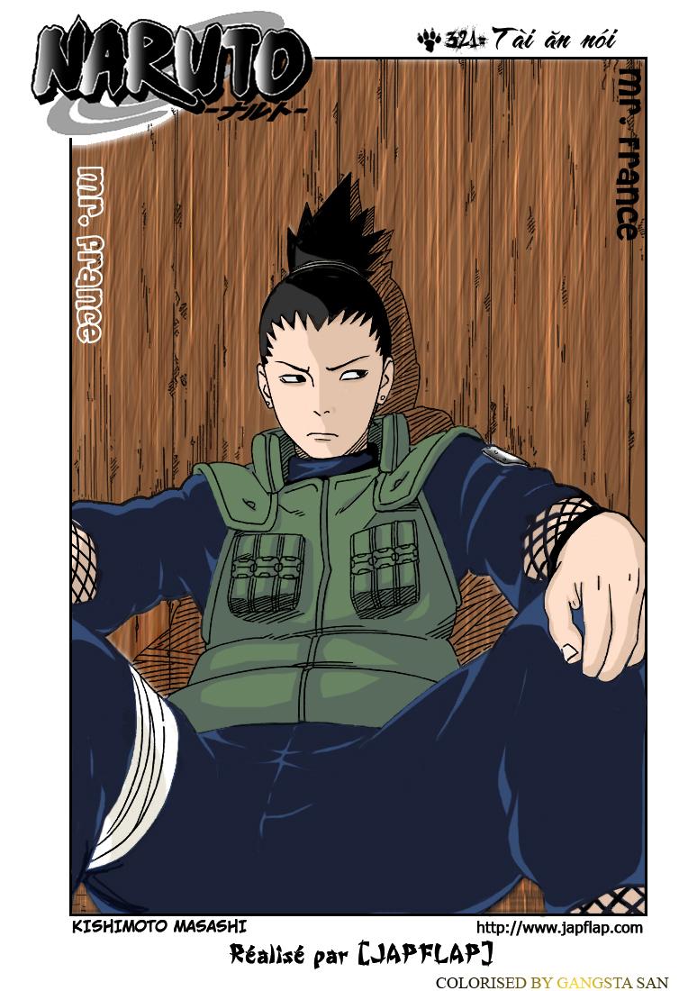 Naruto chap 321.Color Trang 1 - Mangak.info