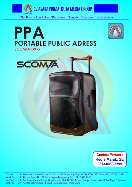 Public Address BKKBN 2016 Murah , PORTABLE PUBLIC ADDRESS (PPA) BKKbN 2016  ,   Public Address BKKbN