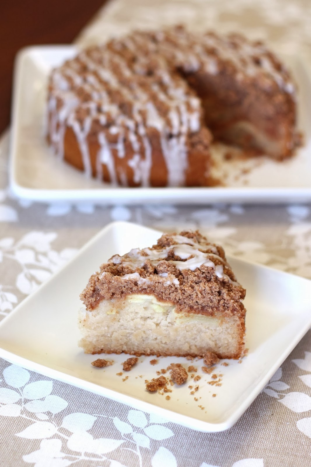 ... Bakes Gluten Free Treats: gluten free vegan apple cinnamon coffee cake