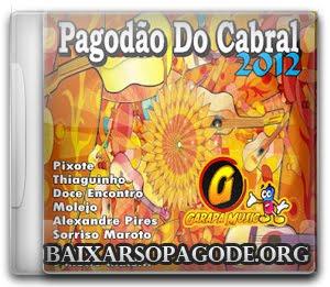 CD Pagodão Do Cabral - (2012)
