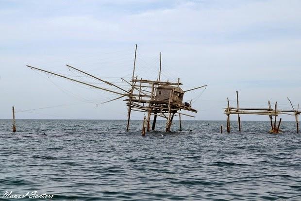 Marina di San Vito, Trabocco Turchino