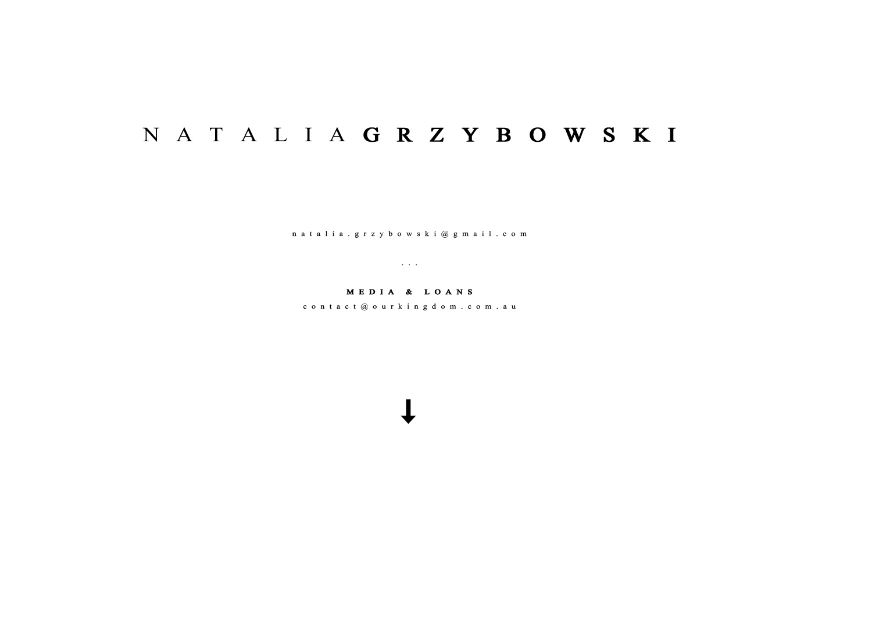 Natalia Grzybowski