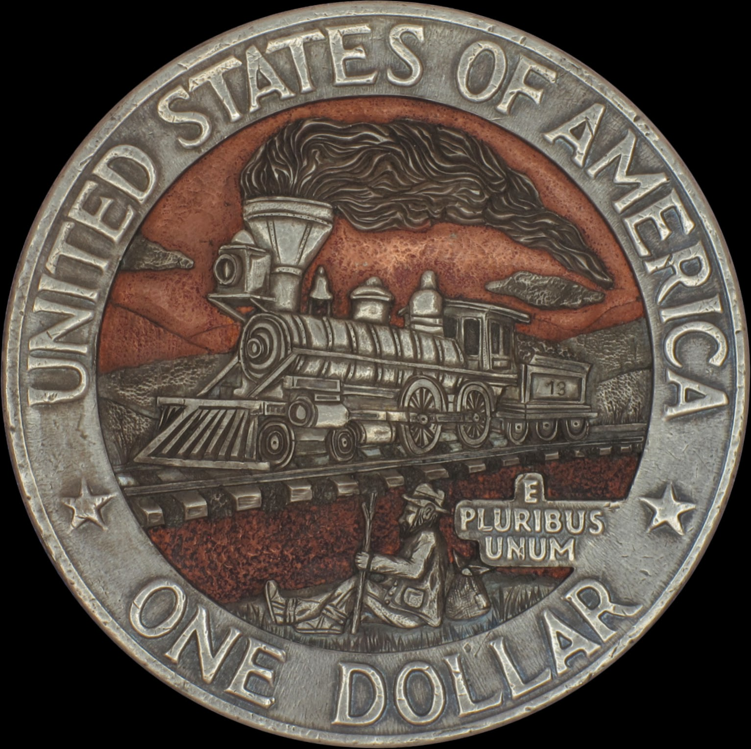 15-Train-Paolo-Curio-aka-MrThe-Hobo-Nickels-Skull-Coins-&-Other-Sculptures-www-designstack-co