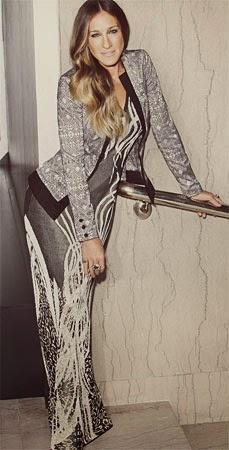 blazer e vestido de Tricot Maria.Valentina outono inverno 2014