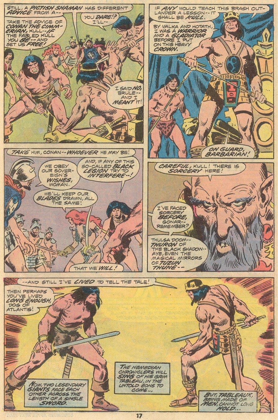 Conan the Barbarian (1970) Issue #68 #80 - English 12