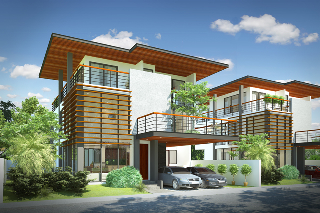 Dream house in the philippines dmci best modern house for Home designs philippines