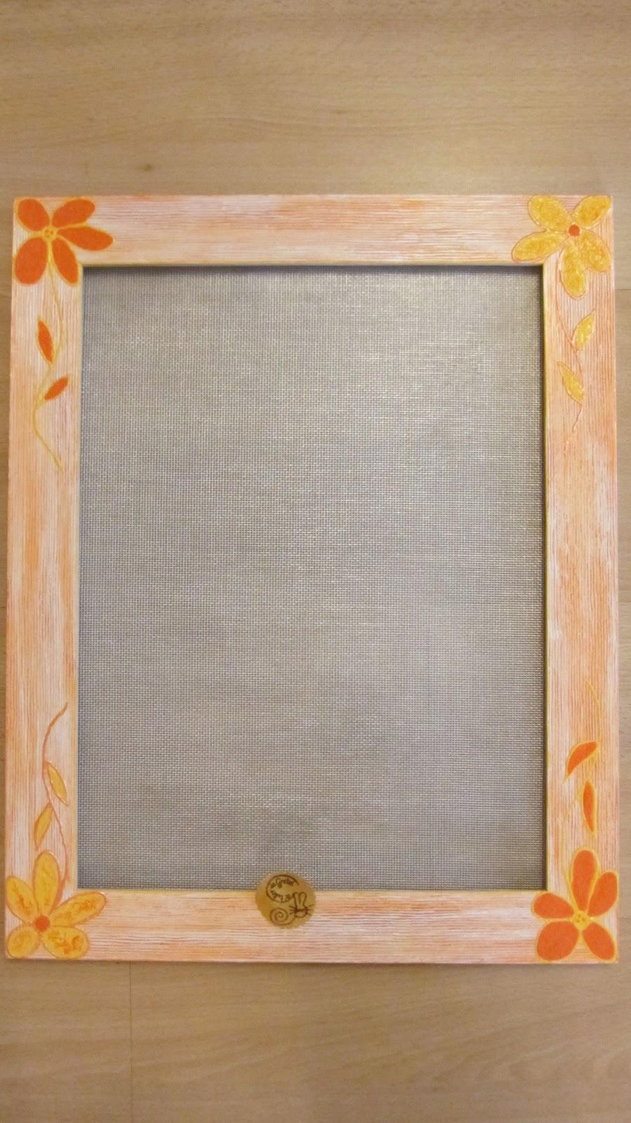 El taller de gretel cuadro para colgar pendientes - Para colgar pendientes ...