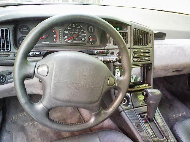 Subaru SVX Ocasión. Subaru SVX punto es